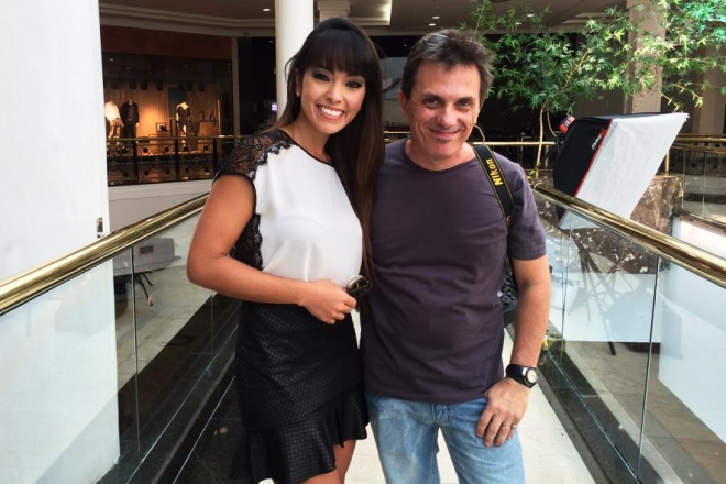 Marcelo e Akemi